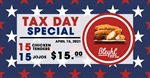 Tax Day Special